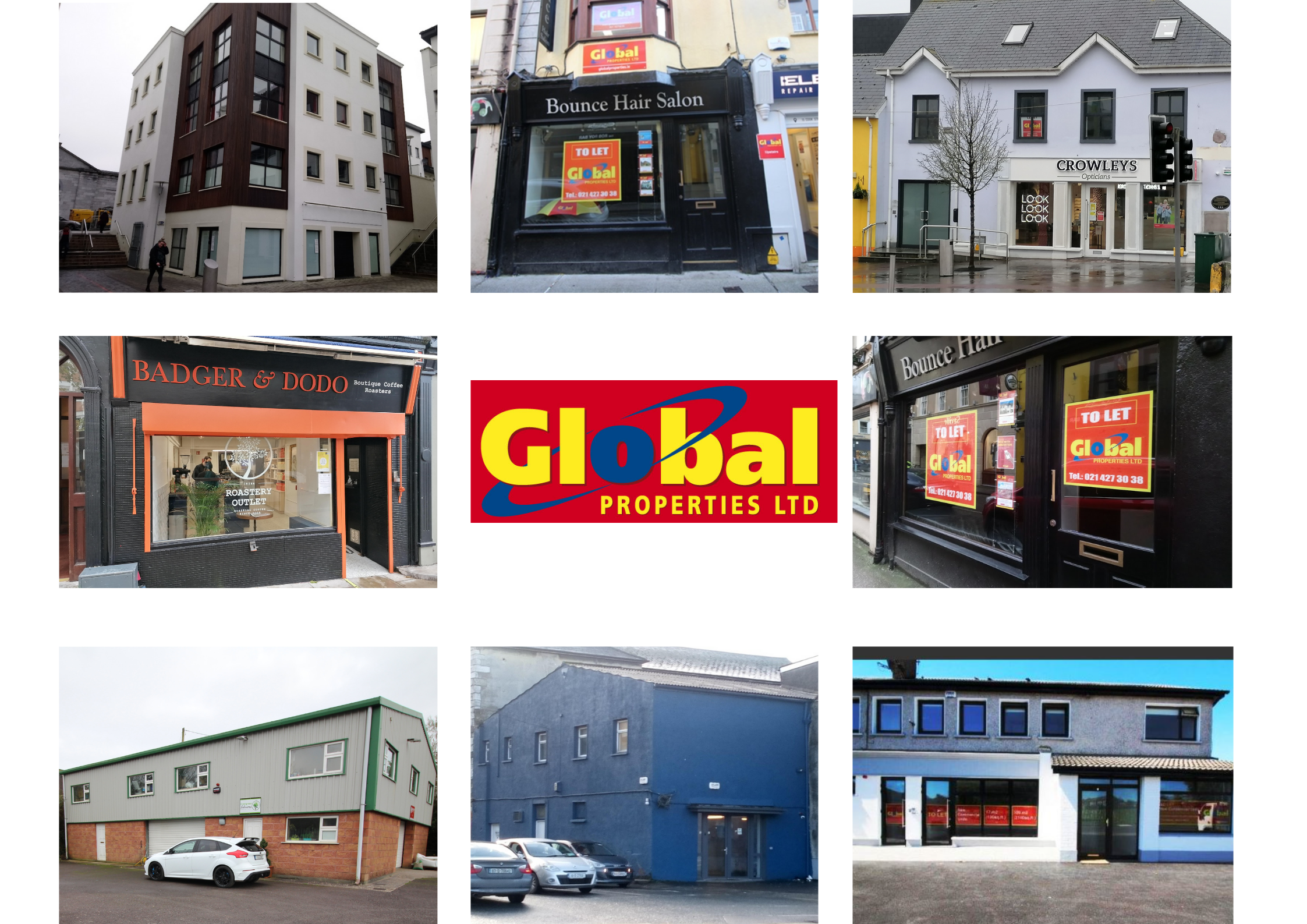 Strong demand for Commercial Properties